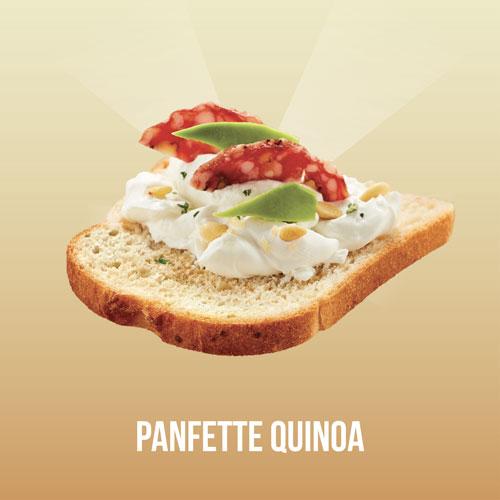Panfette Quinoa