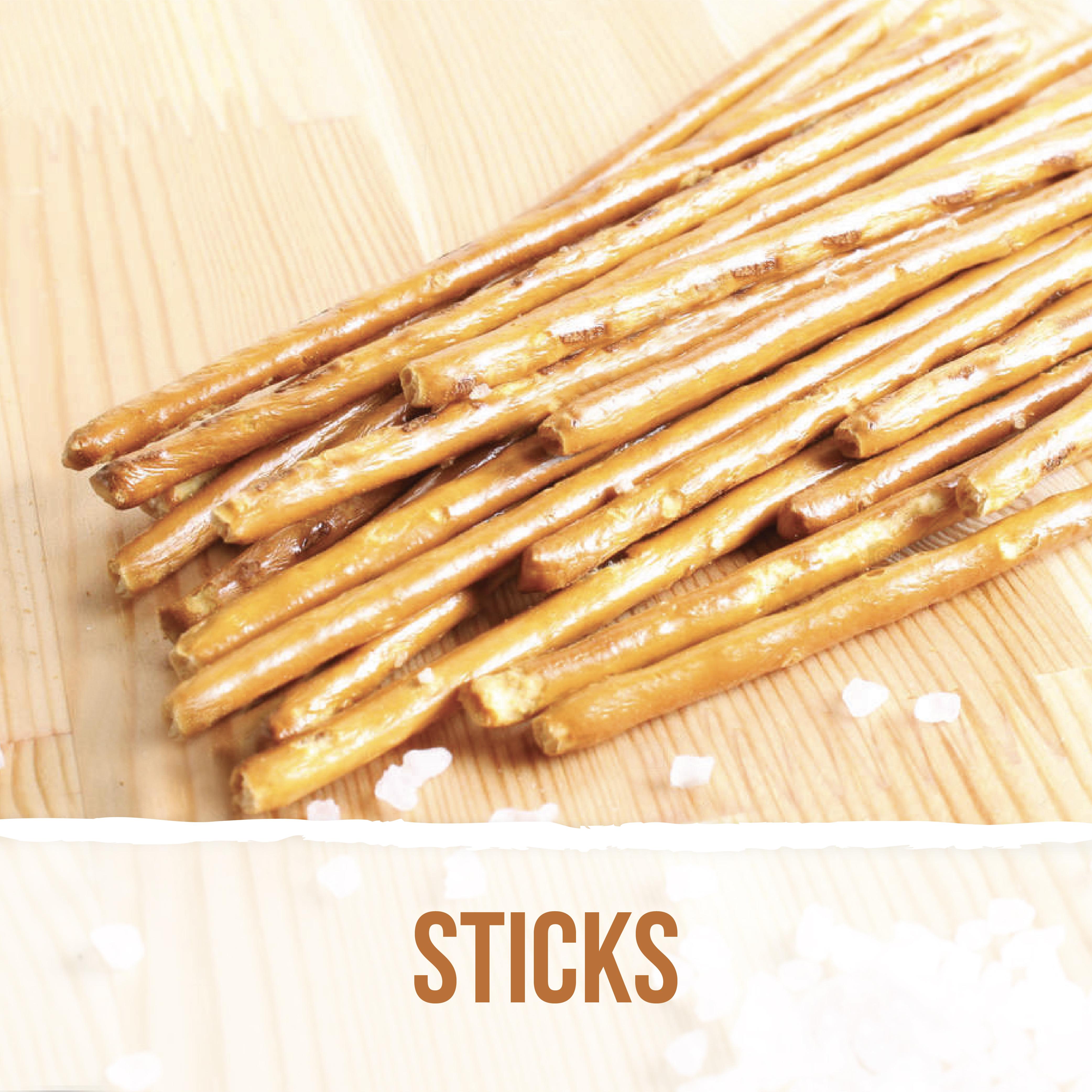 Sticks salati - bastoncini