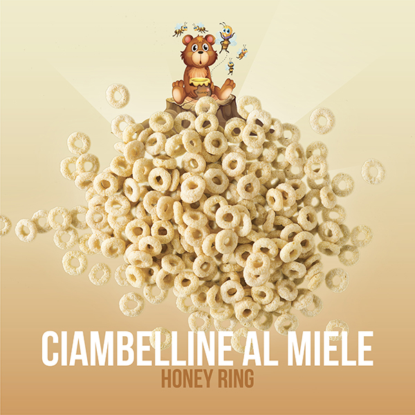 Ciambelline al miele
